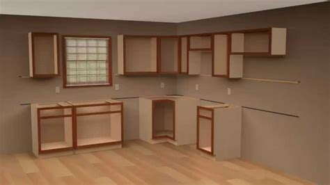 how to install a cabinet filler 2 cliqstudios kitchen cabinet installation guide chapter
