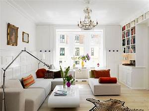 comment decorer appartement tout blanc With comment decorer un appartement blanc