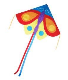 Transparent Kite Flying