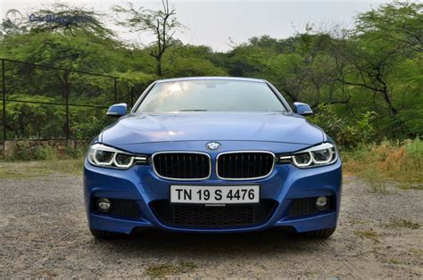 Bmw Image by Bmw 320d M Sport Review Images Carblogindia
