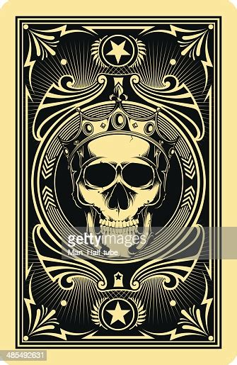 playing card  side high res vector graphic getty images