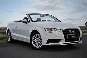 Audi A3 D Occasion : audi a3 8v 1 4 tfsi 150 ch ambiente cabriolet blanc occasion 22 990 43 000 km vente de ~ Gottalentnigeria.com Avis de Voitures