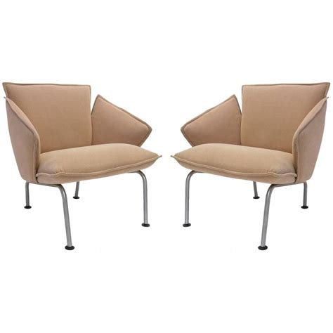 pair of quot vicolounge quot chairs by vico magistretti for fritz