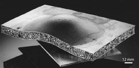 doitpoms tlp library deformation  honeycombs  foams