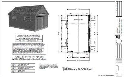 187 building plans for 20 x 20 shed plans simple shed design