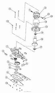 Bunton  Bobcat  Ryan 2420 24 U0026quot  Double Edged Parts Diagram