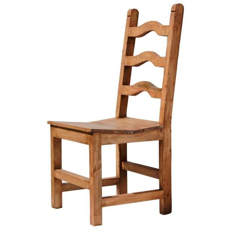 rustic pine collection colonial chair sil40