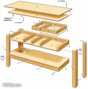 PDF DIY Work Bench Table Plans Download workbench plans nz