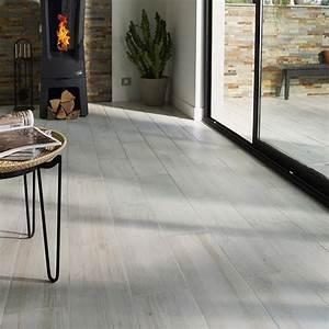 carrelage sol interieur louna gris 18 x 62 cm castorama With carrelage sol cuisine castorama