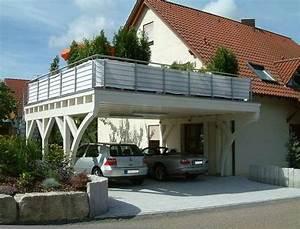 Vordach Bausatz Stahl : begehbare carports als balkon carport in holz alu stahl carport bausatz ~ Whattoseeinmadrid.com Haus und Dekorationen