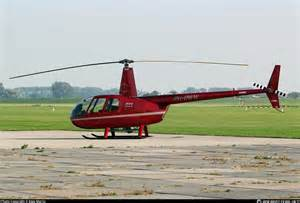 Robinson R44 Raven II Helicopter