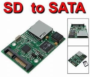 Sd To Hdd : nbeys sd sdhc mmc to sata adapter converter computer hdd ~ Jslefanu.com Haus und Dekorationen