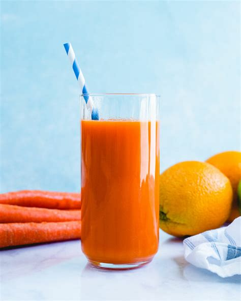 juice carrot blender drink juicing
