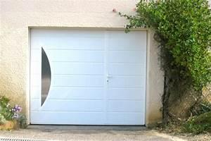 Porte De Garage Motorisée Avec Portillon : porte de garage coulissante motoris e avec portillon id es de travaux ~ Dode.kayakingforconservation.com Idées de Décoration