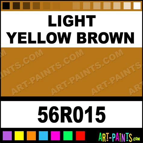 light yellow brown reusche stained glass and window paints