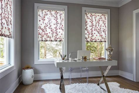 Decorative Window Shades by Roller Shades Custom Made Shades Blinds To Go