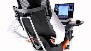 Chaise Pour Bureau : optez pour une chaise ergonomique pour mieux travailler au bureau blog decoration maison ~ Teatrodelosmanantiales.com Idées de Décoration