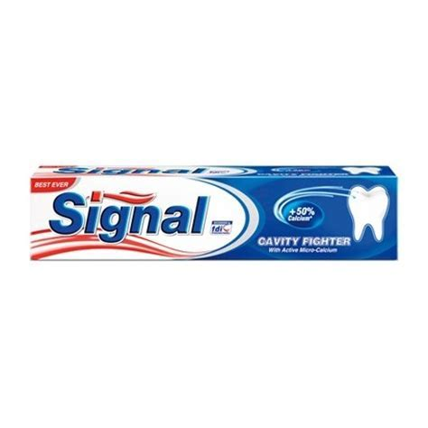 Signal Cavity Fighter Toothpaste 120ml from SuperMart.ae