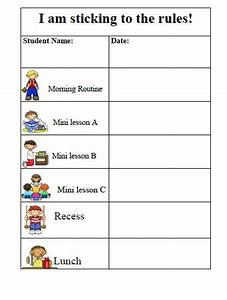 best photos of daily behavior log template printable With behavior charts for preschoolers template
