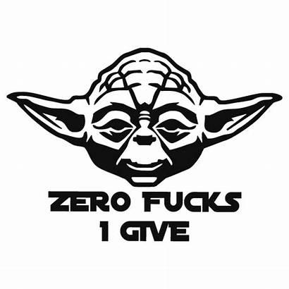 Zero Yoda Give