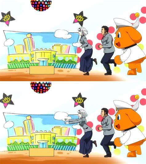 slight change in the ending sequence shimoneta