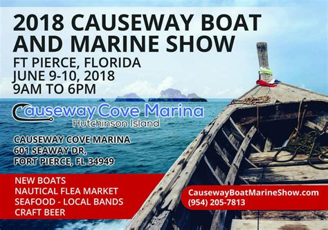 Florida Boat Shows May 2018 by 2018 Causeway Boat And Marine Show Sails Into Ft