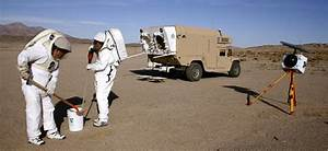 Scientists Simulate Moon and Mars Exploration in Mojave ...