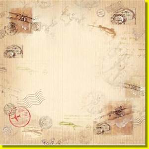 Vintage Scrapbook Paper | 12 x 12 Scrapbook Paper: Vintage ...