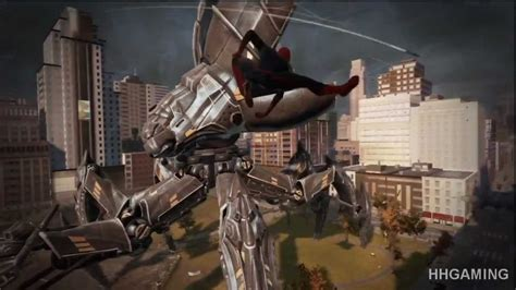 amazing spiderman walkthrough part  hd gameplay
