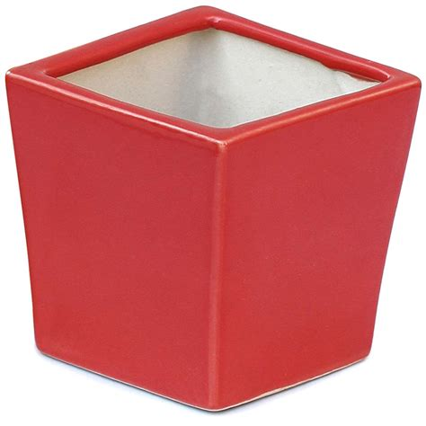 Square Plant Containers by Wholesale Bulk Planters Handmade 14 5 Ceramic