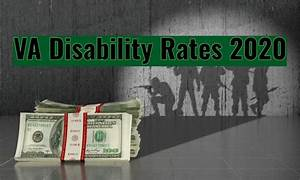 2019 Va Disability Chart Social Security Disability Benefits Pay Chart 2020 Best