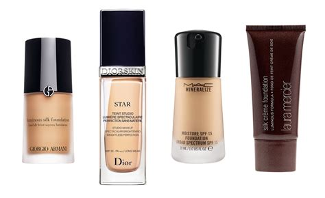 Best Foundations for Dry Skin - Eyrebrushed Makeup Studios