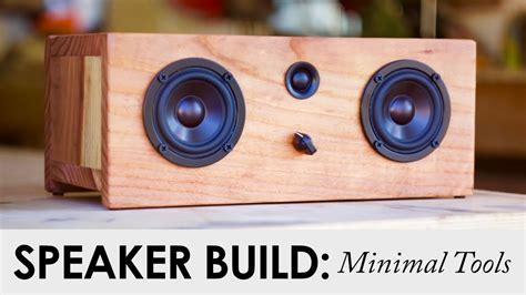 basic tool bluetooth speaker build    diy