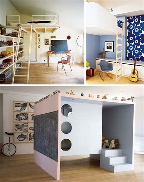 Space Saver Desk Bed by Not Just For Kids 7 Space Saving Amp Sized Loft Beds