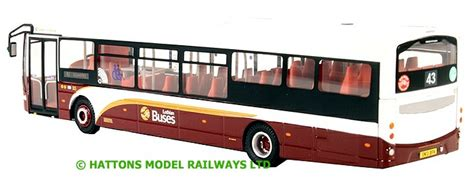 model bus zone ooc model oma lothian buses wright
