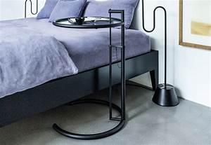 Adjustable Table E 1027 : adjustable table e 1027 black version by classicon stylepark ~ Bigdaddyawards.com Haus und Dekorationen