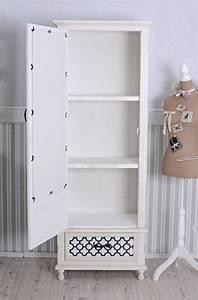 Spiegel Weiß Shabby : vintage schrank shabby chic kleiderschrank weiss ~ Sanjose-hotels-ca.com Haus und Dekorationen