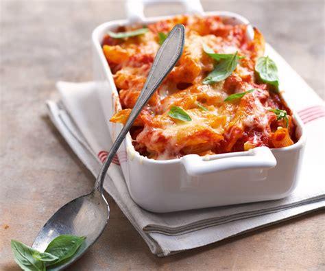 plat gourmand gratin de pennes 224 la tomate