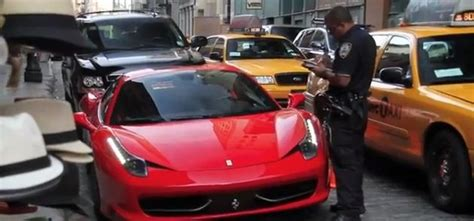 Piero is a 10% owner of the ferrari automotive company and also serves as the company's vice chairman. Idiot in Ferrari Runs Over Cop's Foot | Celebrity Net Worth