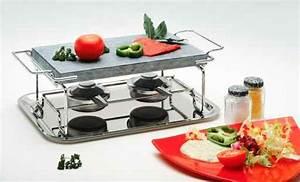 Appareil Raclette Pierrade : nettoyer les appareils de cuisson pierrade raclette ~ Premium-room.com Idées de Décoration
