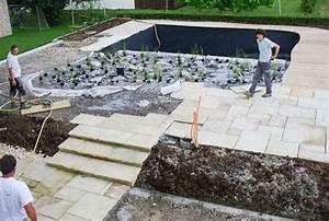 Rauputz Entfernen Glätten : wie baue ich einen pool wie kann ich einen swimmingpool selber bauen planungswelten wie ~ Orissabook.com Haus und Dekorationen