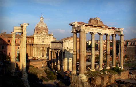 Panoramic Rome For Cruisers