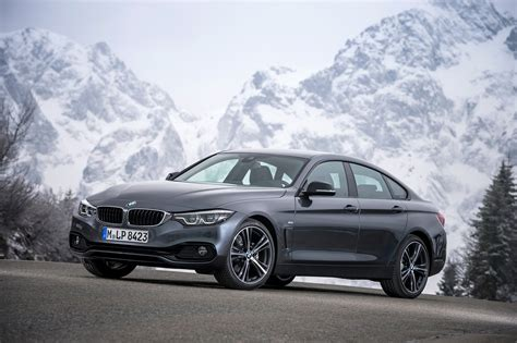 2018 Bmw 4 Series First Drive Review Substantive Style