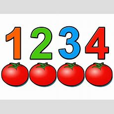 """""""counting Tomatoes""""  Kids Learn To Count 1234, Education For Babies, Toddlers, Preshool"""