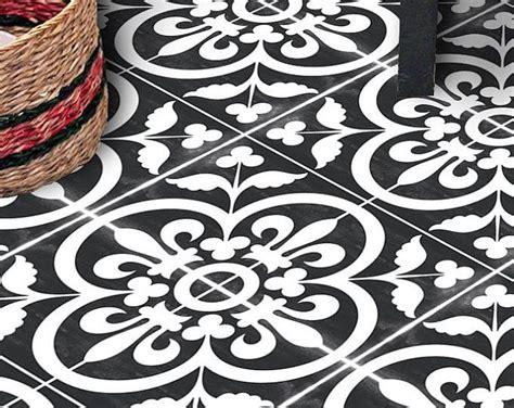 Fliesenfolie Auf Boden by Vinyl Boden Fliesenaufkleber Boden Aufkleber Carreaux
