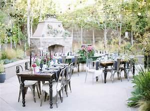 stylish backyard vow renewal tina brian green wedding With wedding vow renewal reception ideas