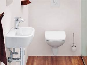 Gäste Wc Bilder : klein aber fein einrichtung von g stebad und g ste wc ~ Michelbontemps.com Haus und Dekorationen