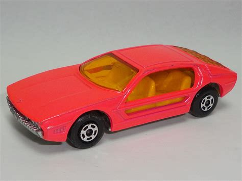 1969 1973 Matchbox Lesney Carry Case Superfast Collection