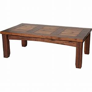 blue ridge rustic walnut barnwood coffee table nc rustic With rustic blue coffee table