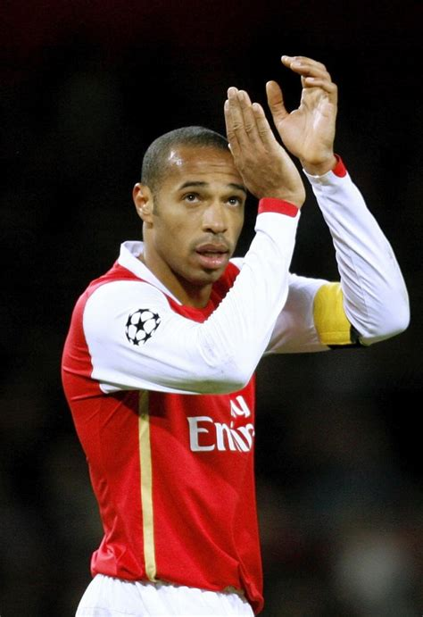 Thierry Henry revels in 'dream' return to Arsenal against Leeds United | Football | The Guardian